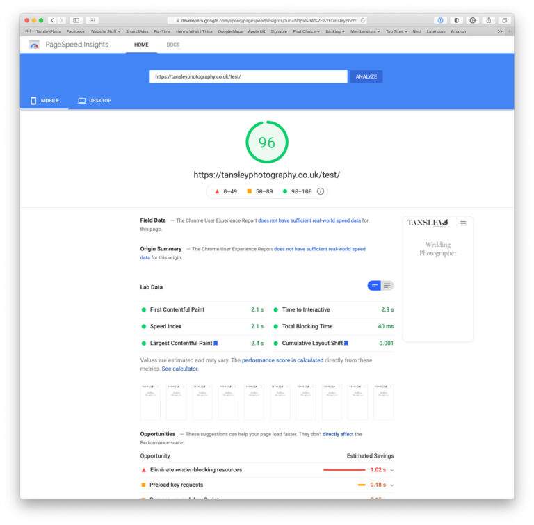 How Fast is Your Web Hosting and Theme – The Bare Page Test
